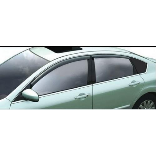 Дефлектор окон Chevrolet Captiva 2007-2011; 2011