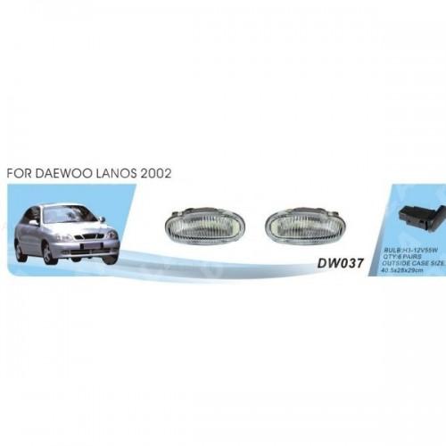 Фары Daewoo/Lanos/2002/DW-037W