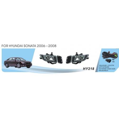 Фары Hyundai Sonata/2006/HY-218