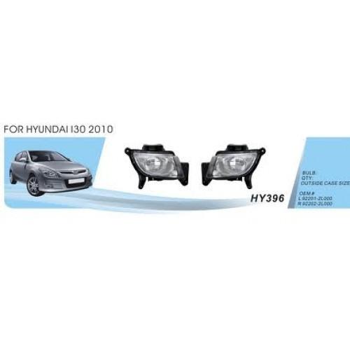 Фары Hyundai I30/2010-/HY-396W