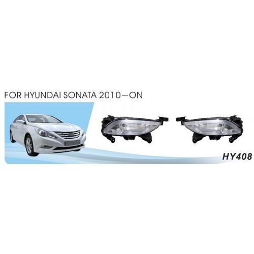 Фары Hyundai Sonata/2010/HY-408