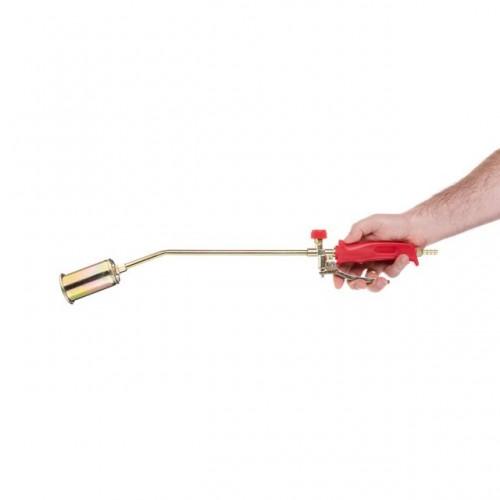 Горелка газовая с регулятором и клапаном Intertool GB-0046