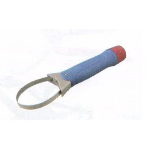 Ключ для снятия масляного фильтра ленточный TJG А2091B)
