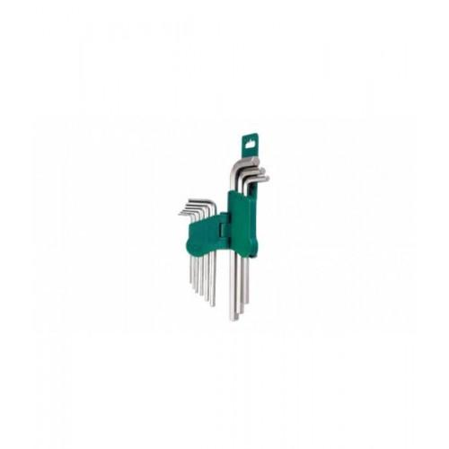 Комплект HANS угловых шестигранных ключей 16762-29M