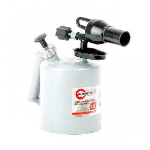 Лампа паяльная бензиновая Intertool GB-0032