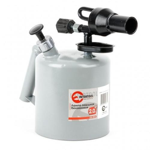 Лампа паяльная бензиновая Intertool GB-0033