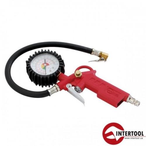 Пистолет для подкачки колес Intertool PT-0504