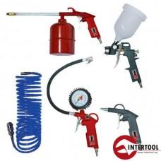 Набор покрасочный пневматический Intertool PT-1502