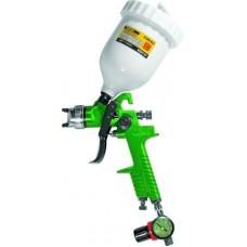 Краскораспылитель HVLP Ø1.4 с в/б (зеленый) Sigma