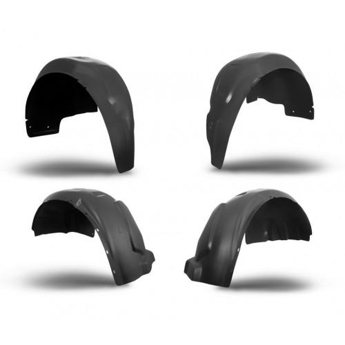 Подкрылки (защита арок) Ravon Spark / Равон Спарк комплект (Unidec)