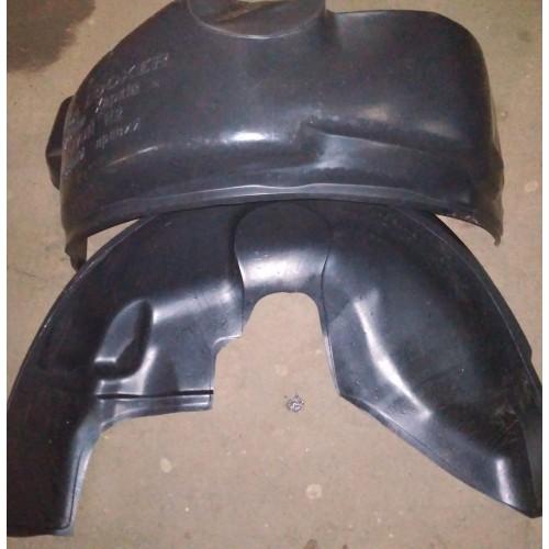 Подкрылки (защита арок) Ravon R2 / Равон Р2 задние