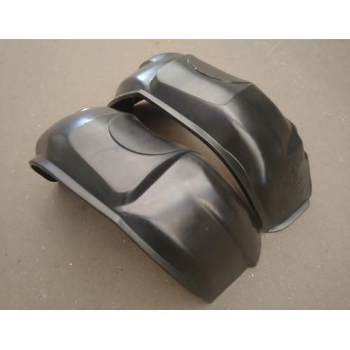 Подкрылки (защита арок) Hyundai Matrix / Хюндай Матрикс передние