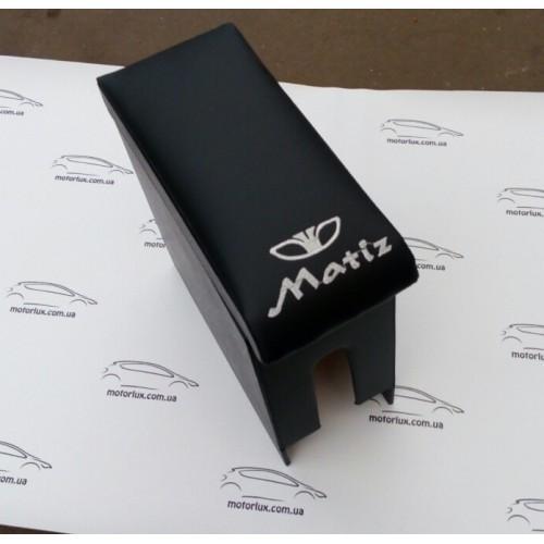 Подлокотник Daewoo Matiz / Дэу Матиз (цвет черный)