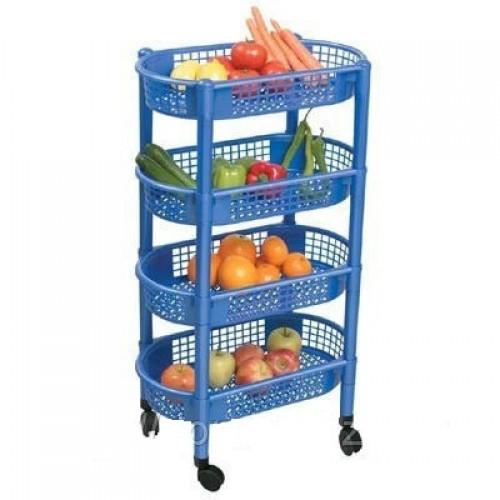 Полка для хранения овощей Овальная