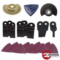 Набор аксессуаров к реноватору Intertool DT-0526