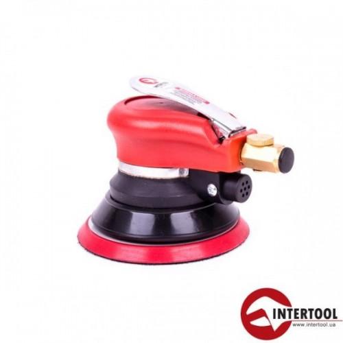 Шлифмашина пневматическая эксцентриковая Intertool PT-1006