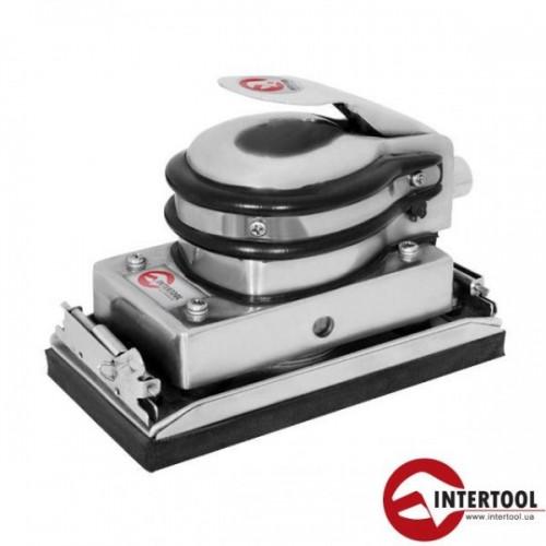 Шлифмашина пневматическая вибрационная Intertool PT-1004