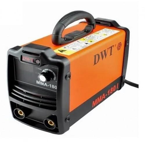 Инверторный сварочный аппарат DWT ММА-180 I