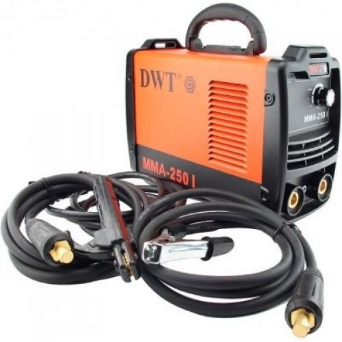 Инверторный сварочный аппарат DWT ММА-250 I