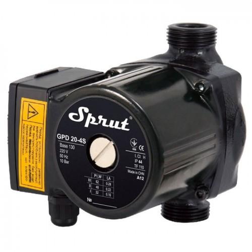 Циркуляционный электронасос SPRUT GPD 20/4S -130