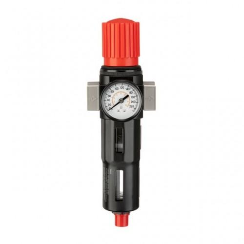 Фильтр для очистки воздуха с редуктором Intertool PT-1417