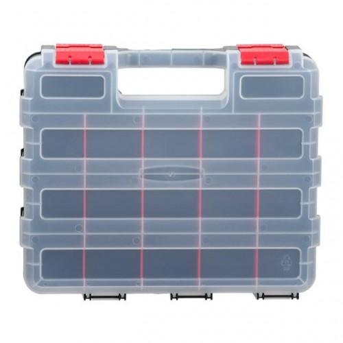 Органайзер пластиковый двухсторонний Intertool BX-4022