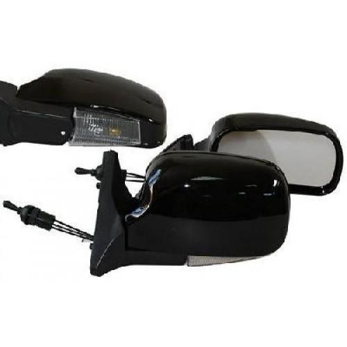Зеркало боковое Vitol YH-3107A Black/light