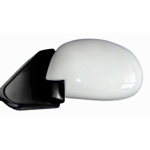 Зеркало боковое Vitol ЗБ 3252B белое на шарнире